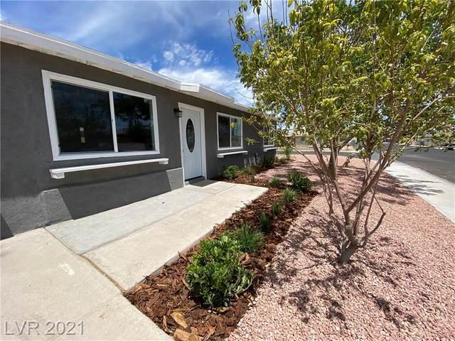 1101 Freeman Avenue, Las Vegas, NV 89106 (MLS #2323687) :: The Melvin Team