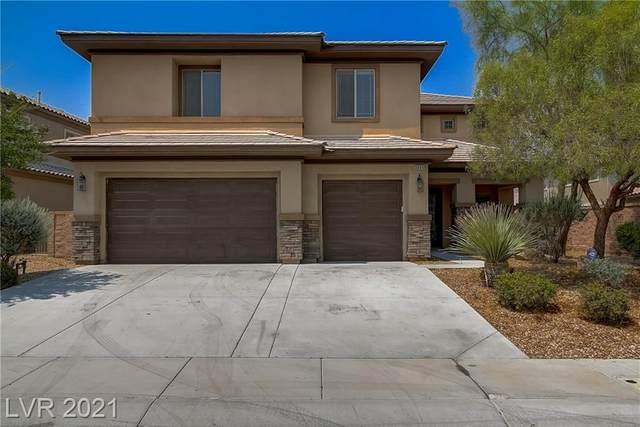 3504 Frigatebird Lane, North Las Vegas, NV 89084 (MLS #2323742) :: Signature Real Estate Group