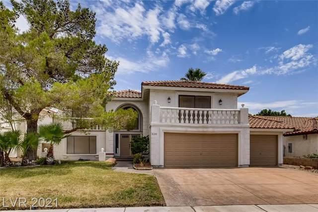 3120 Harborside Drive, Las Vegas, NV 89117 (MLS #2323752) :: The Perna Group