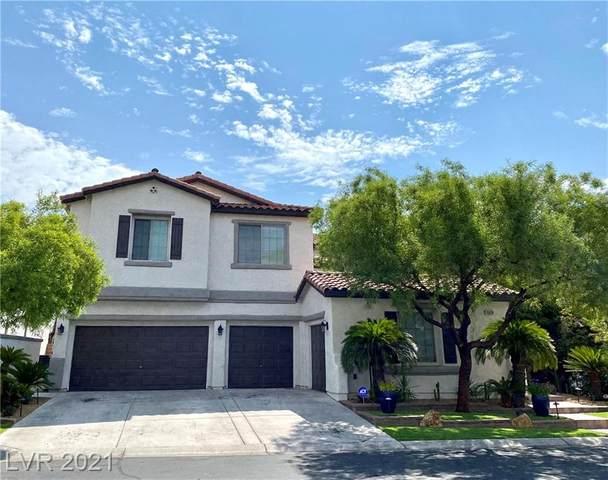 10038 Keifer Valley Street, Las Vegas, NV 89178 (MLS #2323755) :: The TR Team