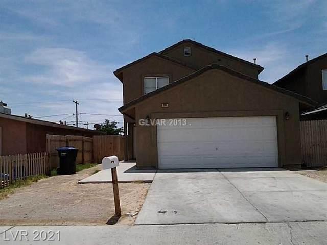 1261 Lawry Avenue, Las Vegas, NV 89106 (MLS #2323785) :: Lindstrom Radcliffe Group