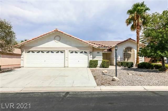10058 Saint Augustine Street, Las Vegas, NV 89183 (MLS #2323794) :: Lindstrom Radcliffe Group
