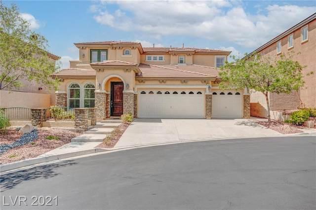 525 Calahonda Court, Las Vegas, NV 89138 (MLS #2323920) :: Keller Williams Realty