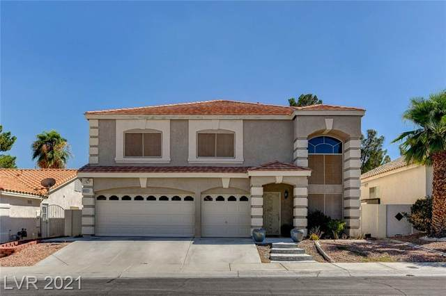 8521 Copper Mountain Avenue, Las Vegas, NV 89129 (MLS #2323942) :: Keller Williams Realty