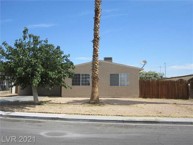 1004 Cold Harbor Drive, North Las Vegas, NV 89030 (MLS #2323972) :: Keller Williams Realty