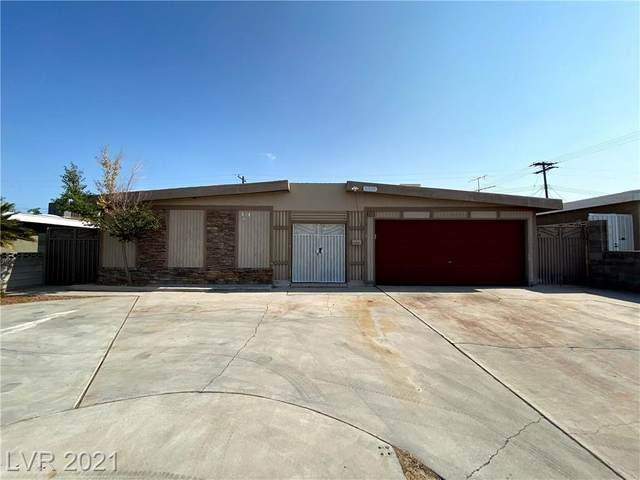 5329 Longridge Avenue, Las Vegas, NV 89146 (MLS #2324000) :: Lindstrom Radcliffe Group