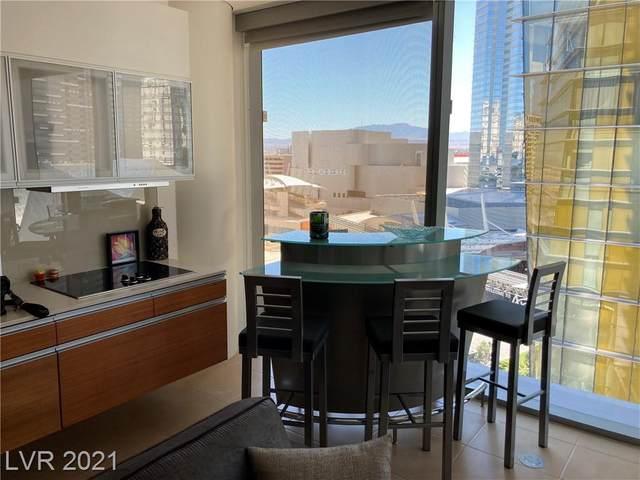 3722 Las Vegas Boulevard #810, Las Vegas, NV 89158 (MLS #2324006) :: Alexander-Branson Team | Realty One Group