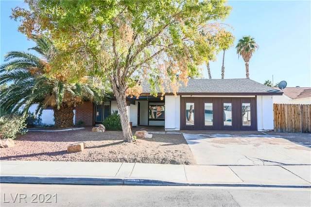 2317 Casey Drive, Las Vegas, NV 89119 (MLS #2324031) :: Jeffrey Sabel