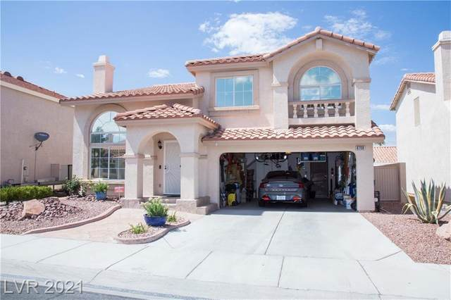 8708 Harvest Valley Avenue, Las Vegas, NV 89129 (MLS #2324039) :: ERA Brokers Consolidated / Sherman Group