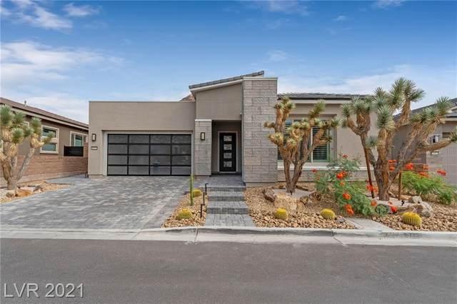 10930 Red Yucca Drive, Las Vegas, NV 89138 (MLS #2324068) :: Alexander-Branson Team | Realty One Group