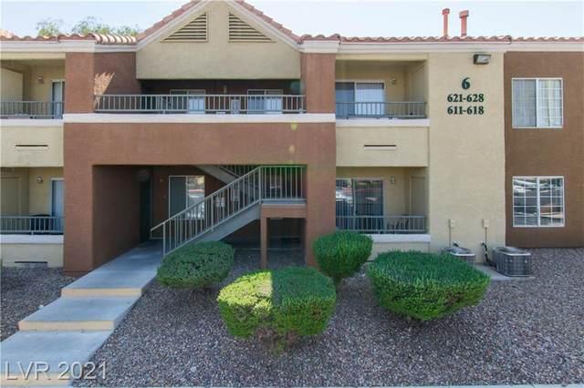 2120 Ramrod Avenue #618, Henderson, NV 89014 (MLS #2324110) :: ERA Brokers Consolidated / Sherman Group