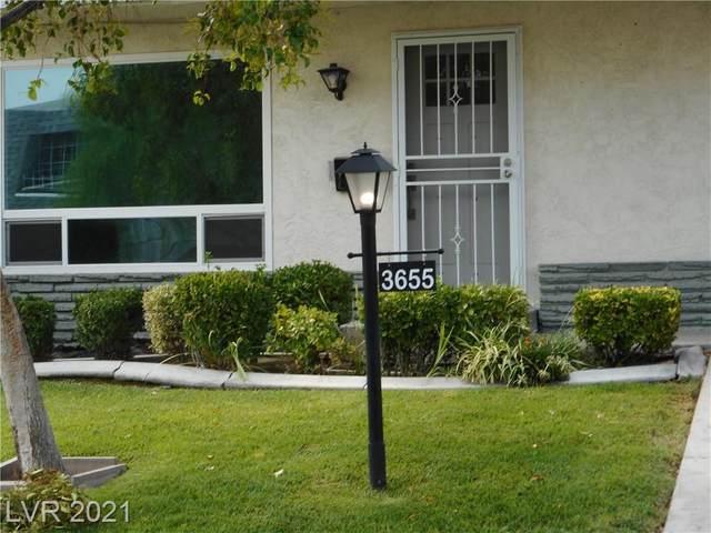 3655 Mckinley Avenue, Las Vegas, NV 89121 (MLS #2324113) :: Jeffrey Sabel