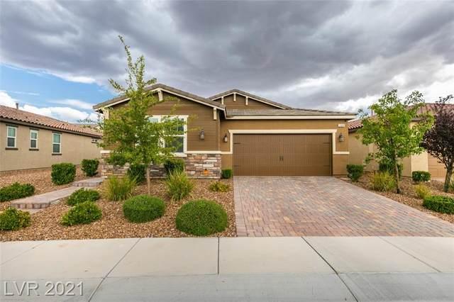 3089 Sarsina Avenue, Henderson, NV 89044 (MLS #2324205) :: Custom Fit Real Estate Group