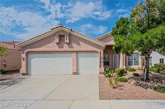 8640 Stone Harbor Avenue, Las Vegas, NV 89145 (MLS #2324236) :: Coldwell Banker Premier Realty
