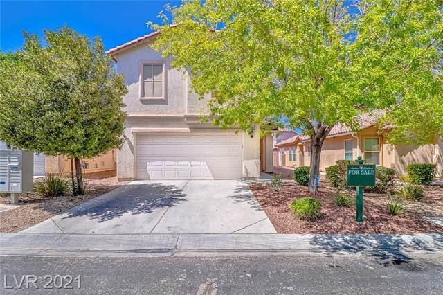 11165 Verismo Street, Las Vegas, NV 89141 (MLS #2324247) :: The Chris Binney Group | eXp Realty