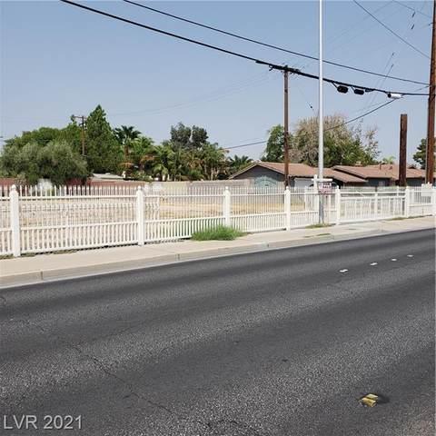 1202 S Rancho Drive, Las Vegas, NV 89102 (MLS #2324265) :: The Melvin Team