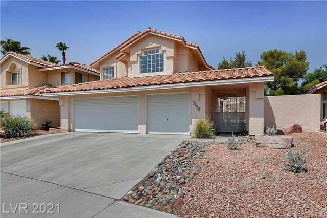 8408 Kawala Drive, Las Vegas, NV 89128 (MLS #2324268) :: Signature Real Estate Group