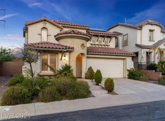 62 Silent Desert Court, Henderson, NV 89012 (MLS #2324389) :: The Chris Binney Group | eXp Realty