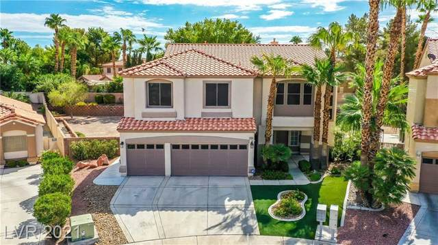 2100 Rhonda Terrace, Henderson, NV 89074 (MLS #2324404) :: Custom Fit Real Estate Group