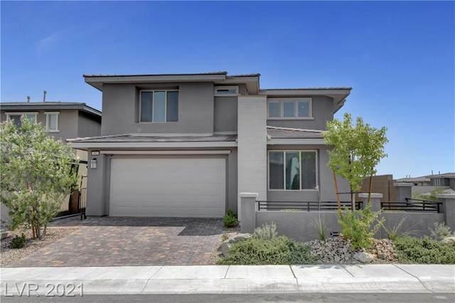 482 Bolsa Basin Avenue, Las Vegas, NV 89138 (MLS #2324406) :: Custom Fit Real Estate Group
