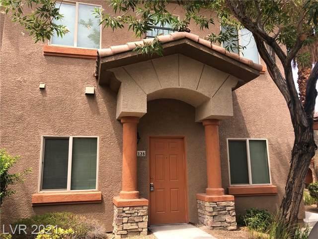 7701 W Robindale Road #128, Las Vegas, NV 89113 (MLS #2324416) :: The Melvin Team