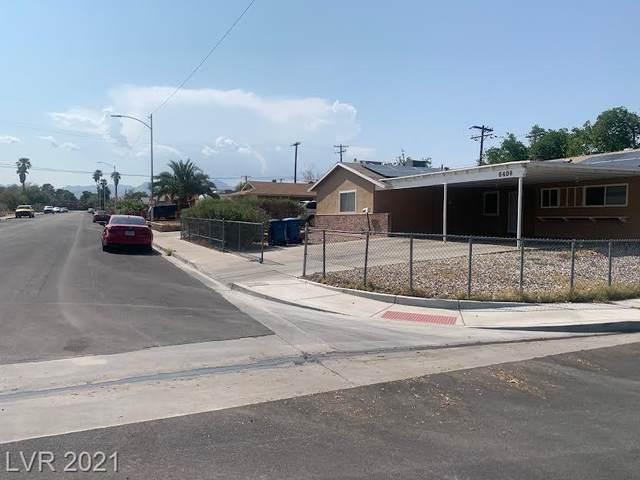 6408 Aberdeen Lane, Las Vegas, NV 89107 (MLS #2324519) :: Signature Real Estate Group