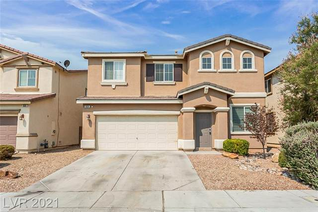 6509 Setting Moon Street, North Las Vegas, NV 89084 (MLS #2324585) :: Alexander-Branson Team | Realty One Group