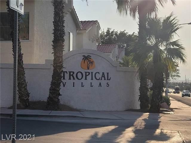 6201 E Lake Mead Boulevard #207, Las Vegas, NV 89156 (MLS #2324640) :: Hebert Group | eXp Realty