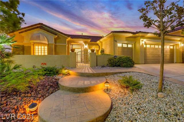 2886 Olivia Heights Avenue, Henderson, NV 89052 (MLS #2324681) :: Signature Real Estate Group