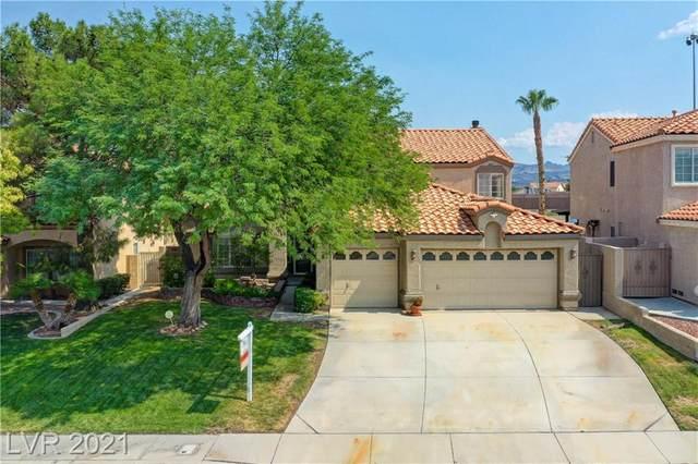 8 Rampart Court, Henderson, NV 89074 (MLS #2324699) :: Custom Fit Real Estate Group