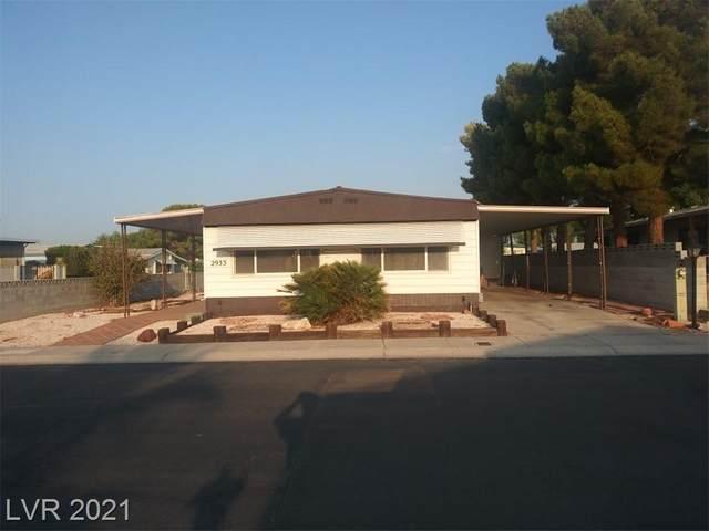 2933 Gavilan Lane, Las Vegas, NV 89122 (MLS #2324759) :: Alexander-Branson Team | Realty One Group