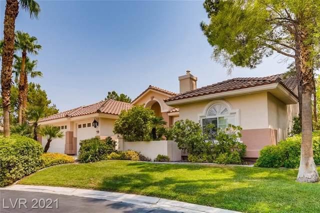 3918 Meridian Point Court, Las Vegas, NV 89147 (MLS #2324903) :: Signature Real Estate Group