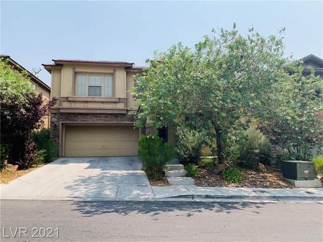 5506 Spiceberry Drive, Las Vegas, NV 89135 (MLS #2324904) :: The Perna Group