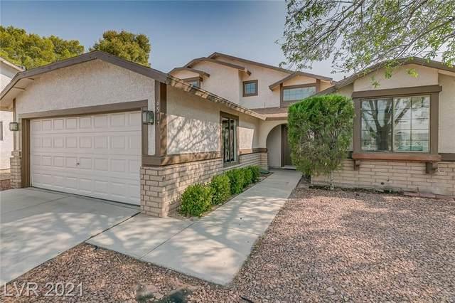 6517 Romance Circle, Las Vegas, NV 89108 (MLS #2324954) :: Lindstrom Radcliffe Group