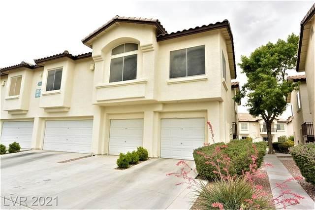 4820 Grey Wolf Lane #203, Las Vegas, NV 89149 (MLS #2325017) :: Hebert Group | eXp Realty