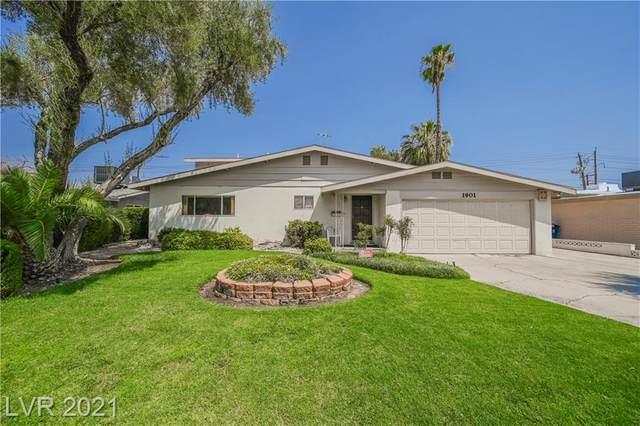 1901 S 17th Street, Las Vegas, NV 89104 (MLS #2325019) :: Signature Real Estate Group