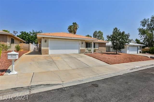 7608 Blackbird Avenue, Las Vegas, NV 89145 (MLS #2325046) :: Keller Williams Realty