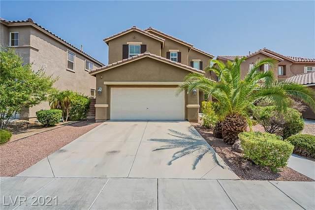 6520 Chebec Street, North Las Vegas, NV 89084 (MLS #2325049) :: Galindo Group Real Estate