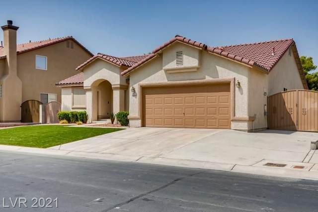 3817 Hidden Plateau Street, Las Vegas, NV 89130 (MLS #2325133) :: Lindstrom Radcliffe Group