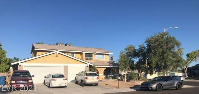 421 Courtney Lane, Las Vegas, NV 89107 (MLS #2325175) :: Signature Real Estate Group