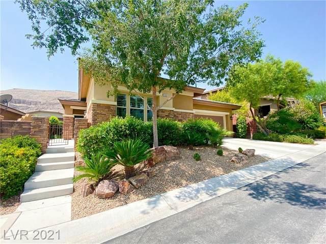 5501 Alden Bend Drive, Las Vegas, NV 89135 (MLS #2325178) :: Custom Fit Real Estate Group