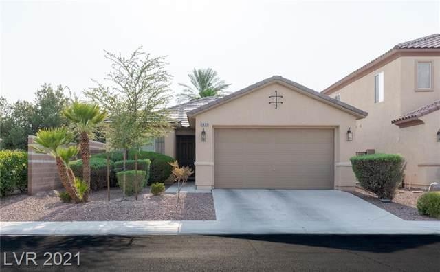 6433 Bristlebird Street, North Las Vegas, NV 89084 (MLS #2325200) :: Custom Fit Real Estate Group