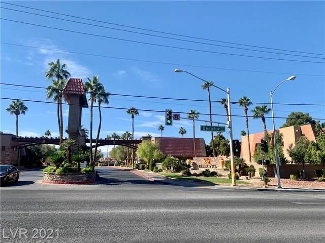 5044 River Glen Drive #142, Las Vegas, NV 89103 (MLS #2325204) :: The Melvin Team
