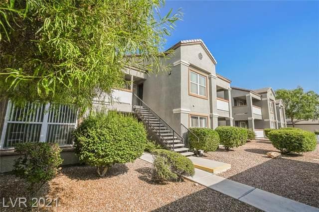 555 E Silverado Ranch Boulevard #2062, Las Vegas, NV 89183 (MLS #2325221) :: Jeffrey Sabel