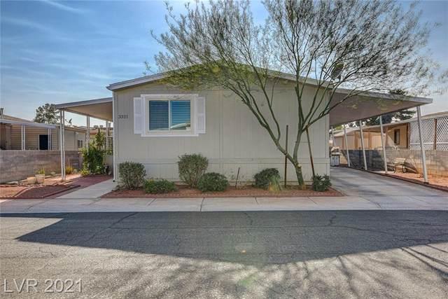 3321 Fort Smith Drive, Las Vegas, NV 89122 (MLS #2325263) :: The Melvin Team