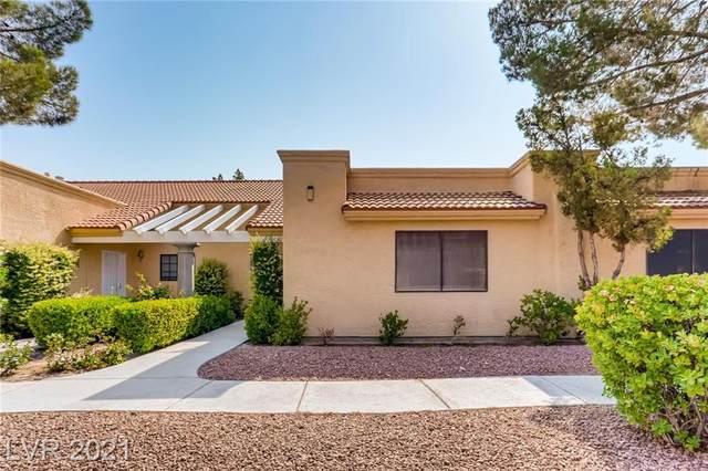 2851 S Valley View Boulevard #1202, Las Vegas, NV 89102 (MLS #2325322) :: Lindstrom Radcliffe Group