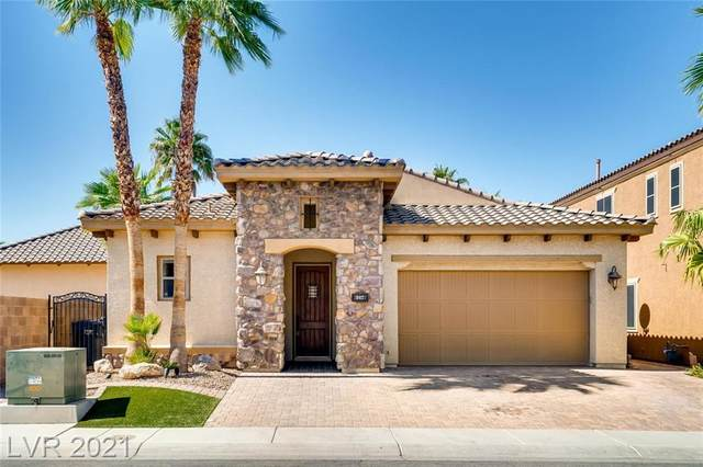 947 Via Canale Drive, Henderson, NV 89011 (MLS #2325326) :: Lindstrom Radcliffe Group