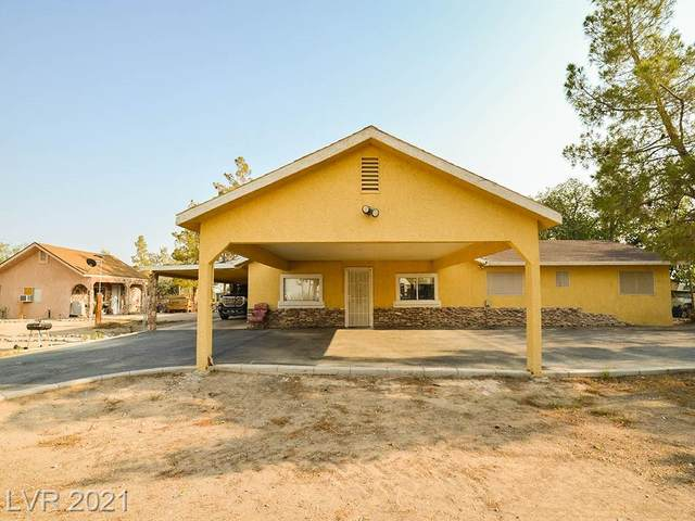 3401 E Mcgraw Road, Pahrump, NV 89061 (MLS #2325376) :: Hebert Group | eXp Realty