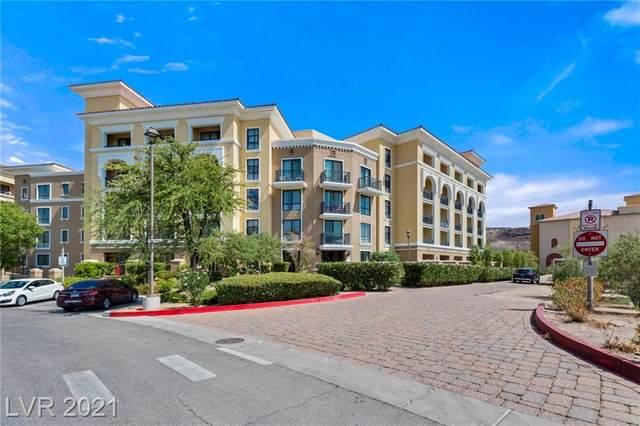 29 Montelago Boulevard #203, Henderson, NV 89011 (MLS #2325379) :: Keller Williams Realty