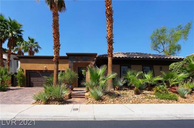 2585 Grassy Spring Place, Las Vegas, NV 89135 (MLS #2325460) :: Jeffrey Sabel